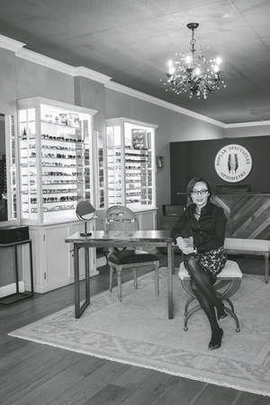 Shelley Wu, OD, FAAO - Poplar Spectacles Optometry