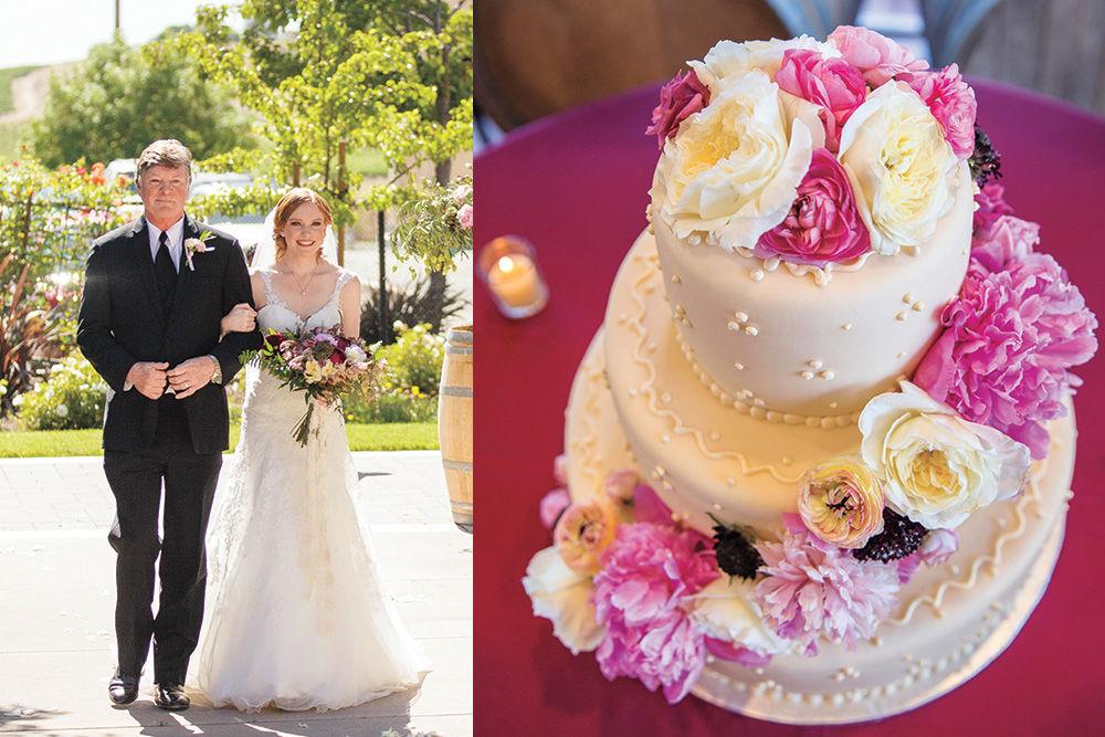 Real Weddings: Cassia Homann & Trevor Sollitt