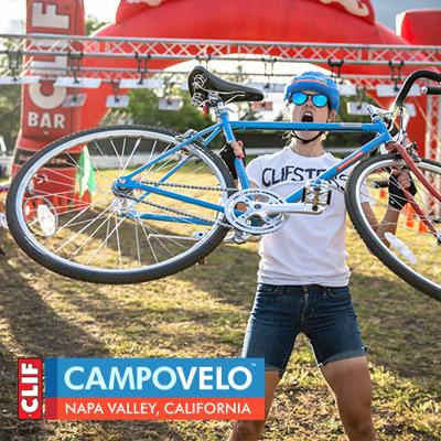 Clif CampoVelo: Food, Wine & Cycling Adventures