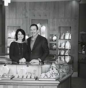 Scott And Catherine Heller - Heller Jewelers
