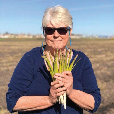 Stalk of the Town: Growing Asparagus in the East Bay