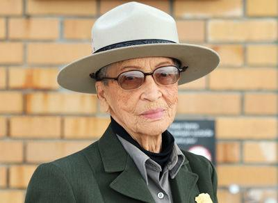 Meet Park Ranger Betty Reid Soskin