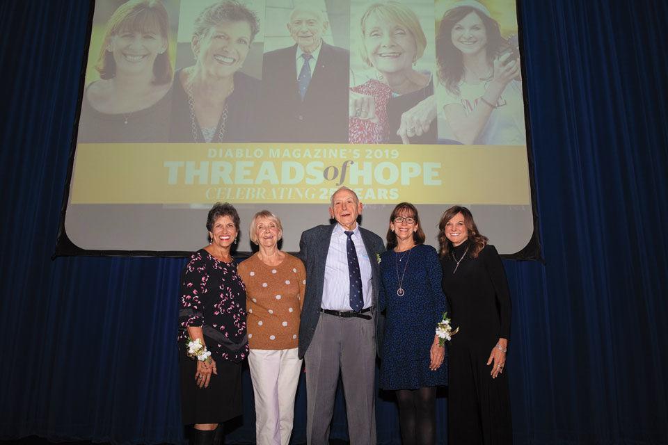 Threads of Hope Awards 2019
