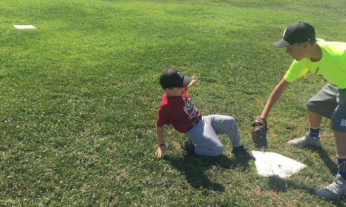 Bronco Baseball Academy: Camp #3