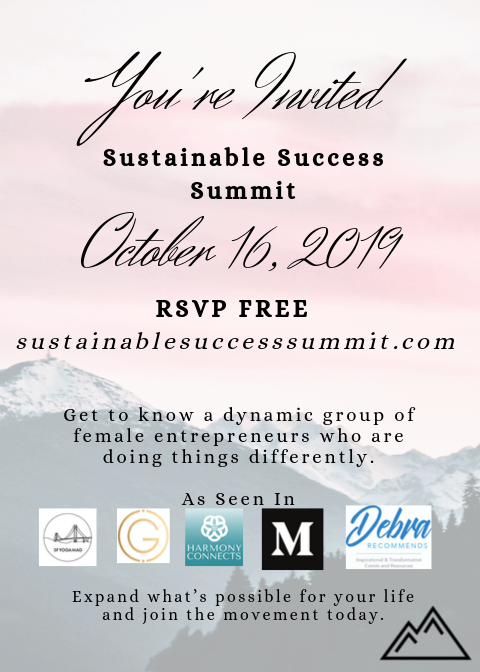 Sustainable Success Summit