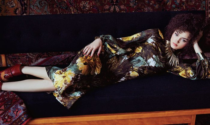 Fall Fashion: Languid Luxe