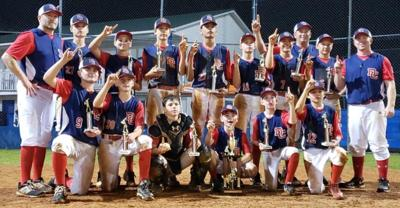 Dickson team wins Dixie Youth state baseball title | Sports