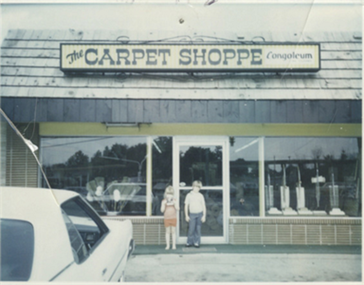 The original location on College Street in 1970 (1).png