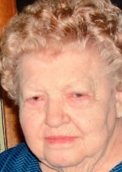 Dorris Ellen Johnson