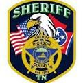Dickson County sheriff - ONLINE ONLY