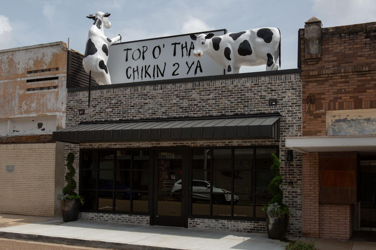 Victoria's New Chick-fil-A Office