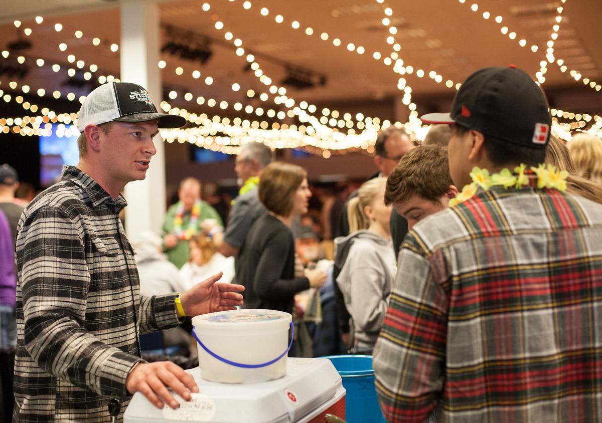 A heady brew Ninth annual Pouring at the Coast — held March 17 at the Seaside Civic & Convention Center — is a beer lover's craft beer festival
