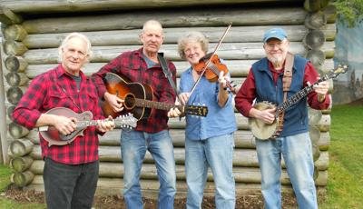 Clatsop County Stringband Fort George Photo January 2017