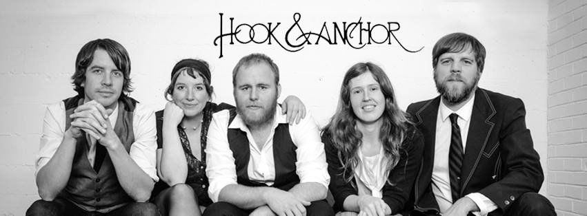 Hook & Anchor, Golden Promise play Fort George Feb. 11