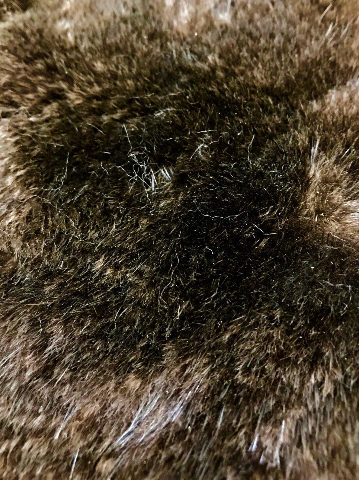 Otter fur