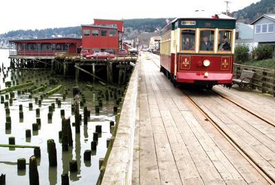 The magic of Astoria is on the Riverwalk