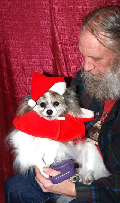 Presents, prizes and Santa pics help shelter animals