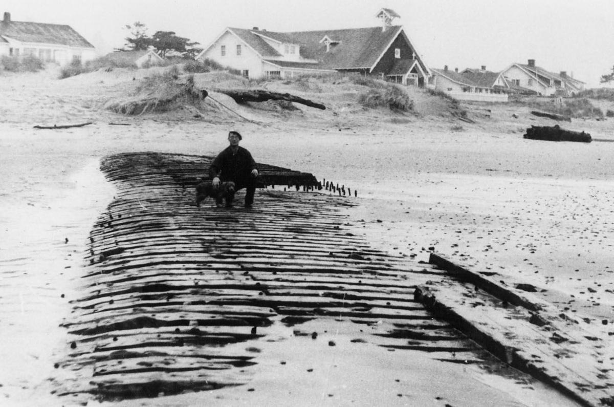 The Wreck of the Emily Reed with historian Don Best at the Cannon Beach History Center and Museum
