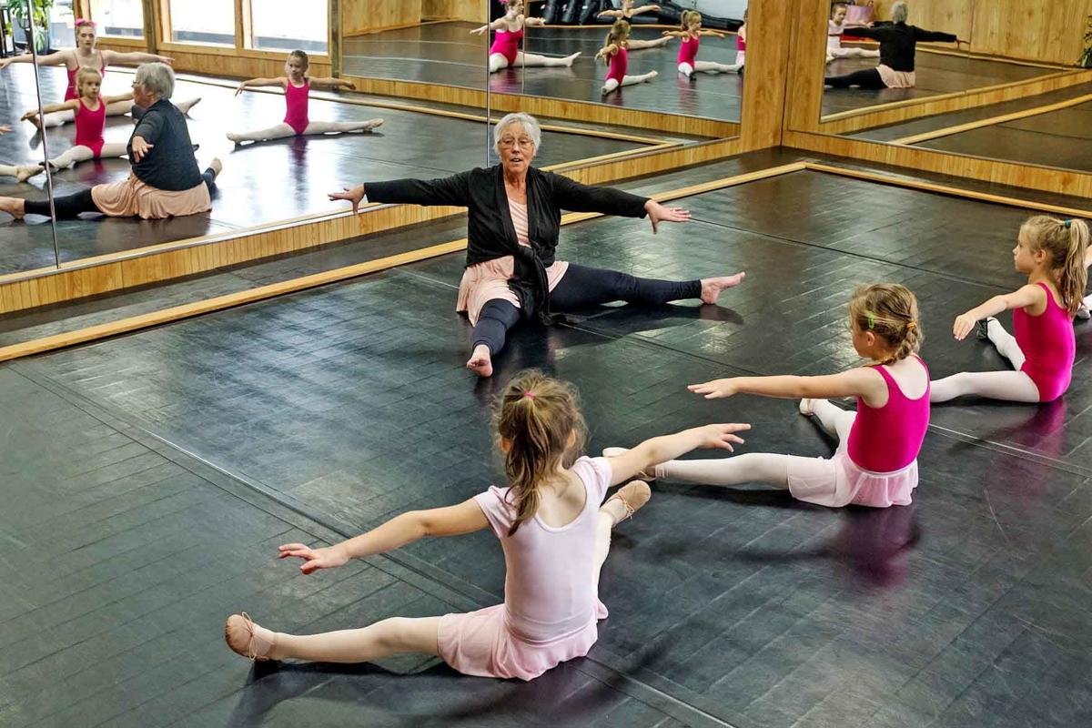 Dance at any age for health, fun and rhythm