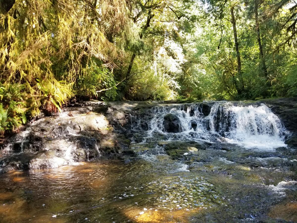 Barrier Falls 2