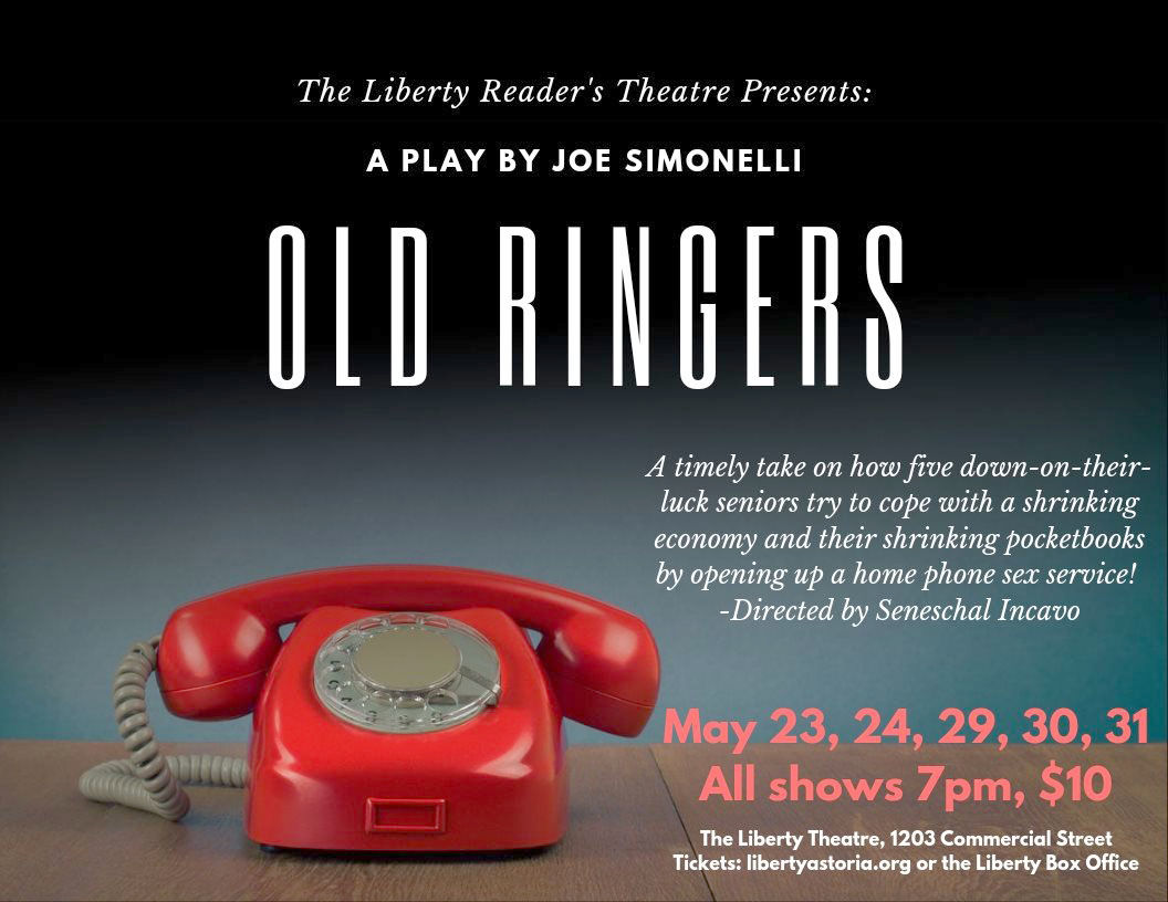 Dial up some fun with 'Old Ringers'