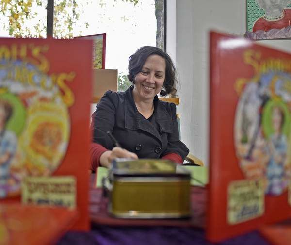 Sally Lackaff