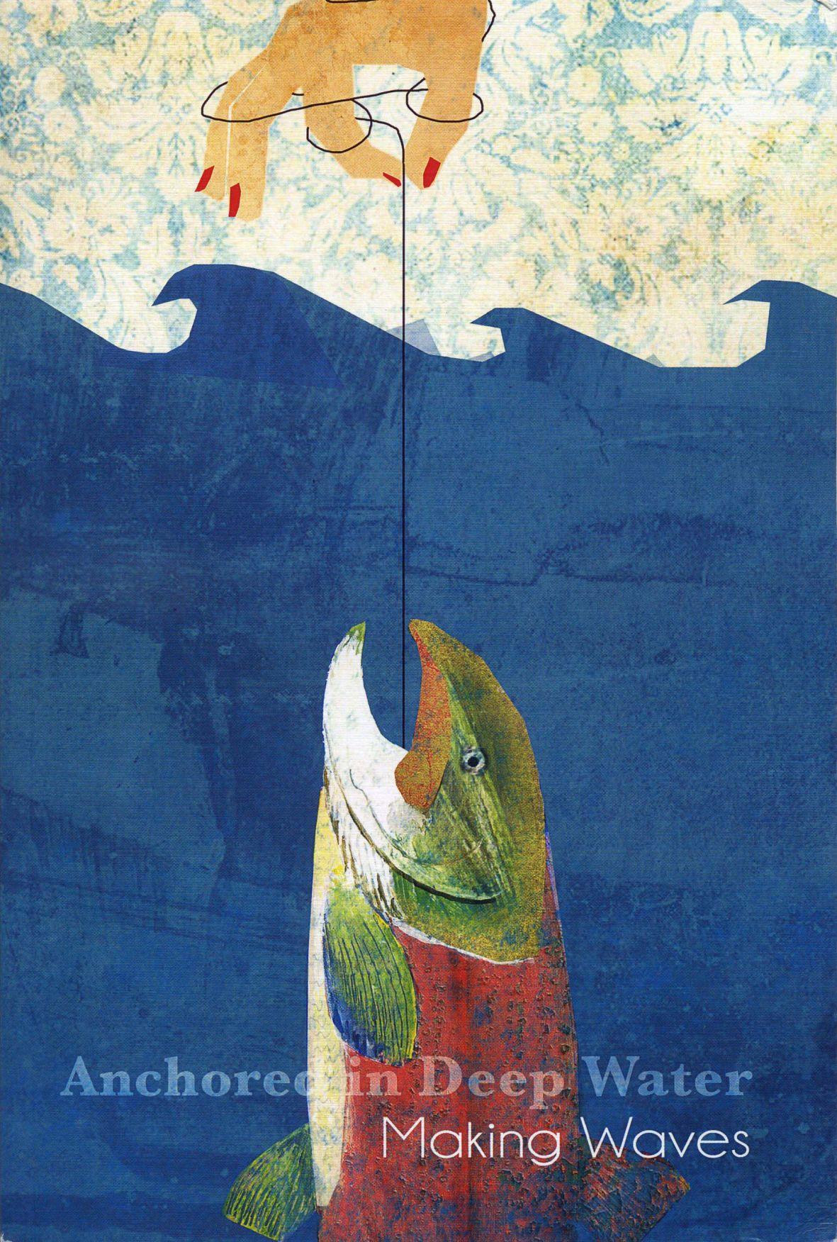'Anchored in Deep Water' Fisherpoets shine in wake of new anthology
