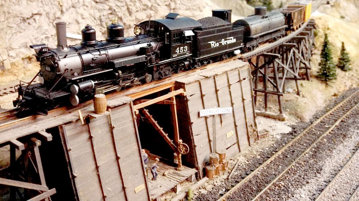 Beaverton Modular Railroad club
