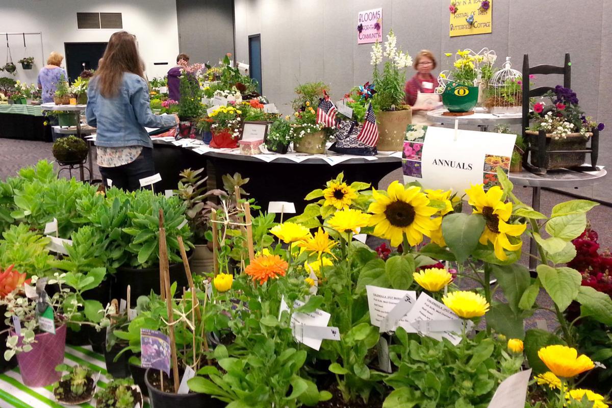 Sou'Wester Garden Club holds plant sale