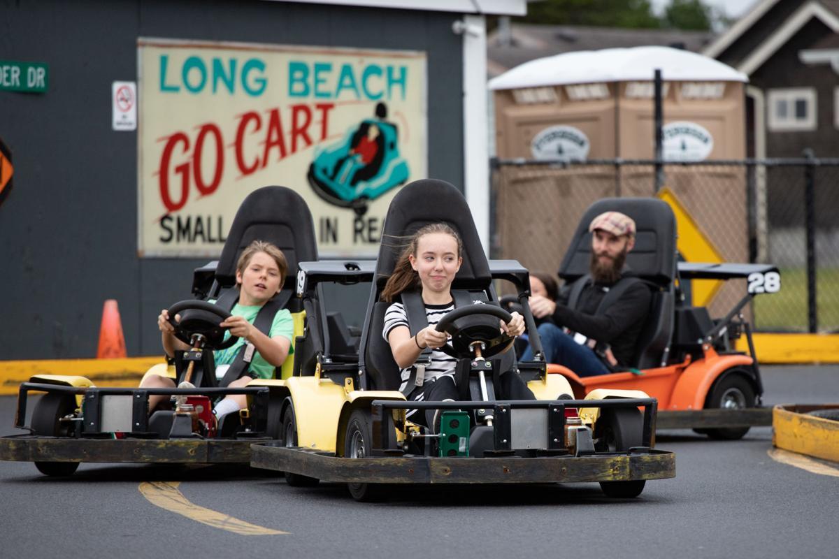 Fun Beach Speedway in Long Beach