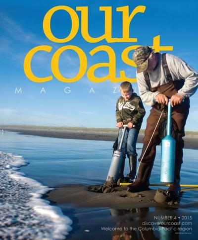 Behind the printing of Our Coast
