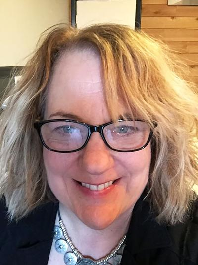 Acupuncturist Katherine Stewart