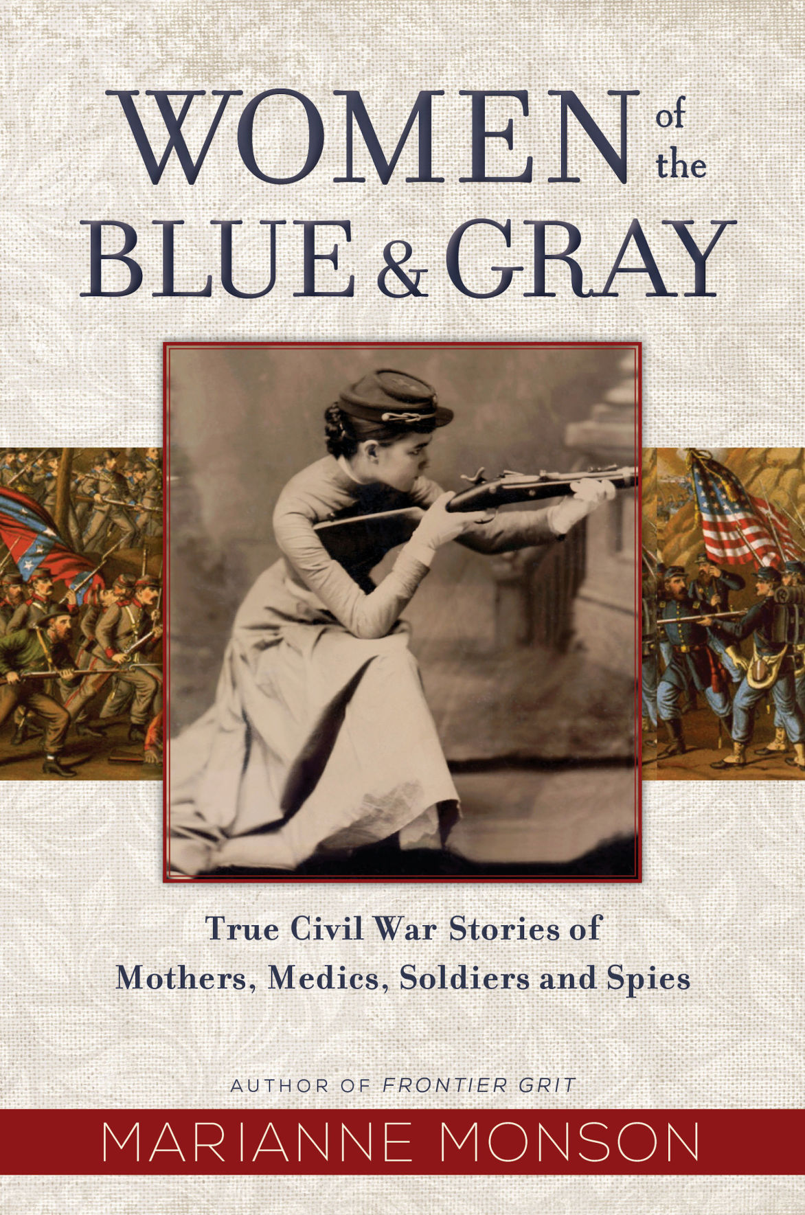 'Women of the Blue & Grey' cover