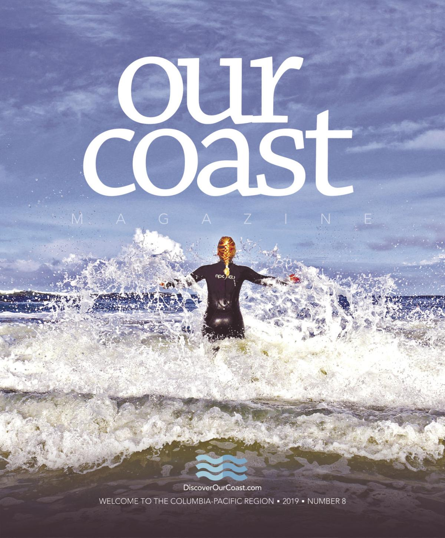 Our Coast Magazine 2019 cover