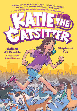 'Katie the Catsitter'