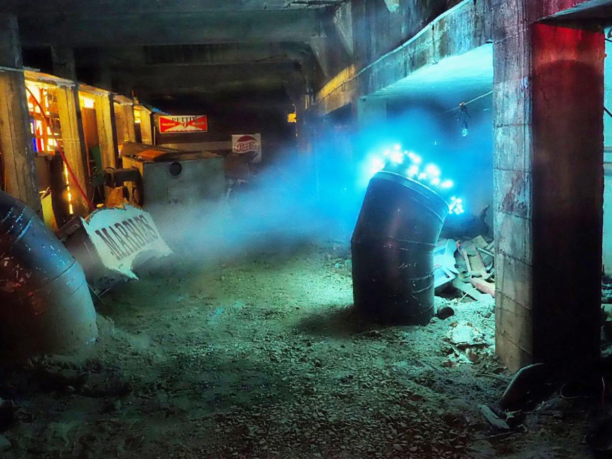 Astoria Underground