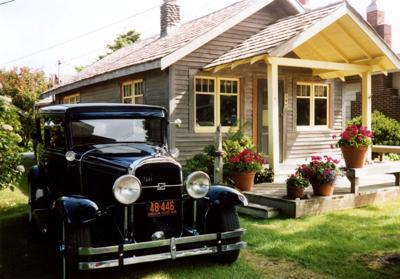 Cottage tour photo