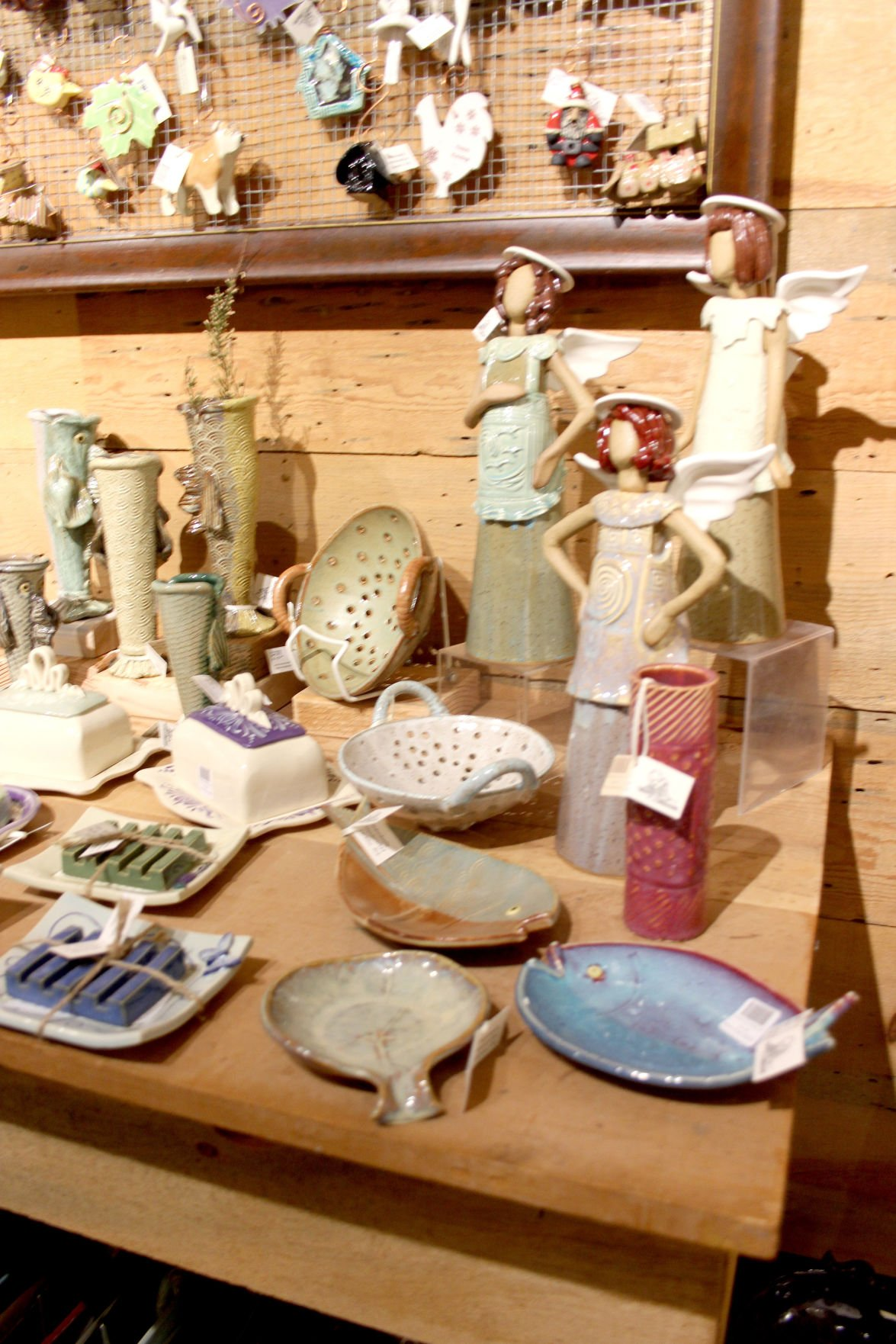 Mossy Creek Pottery is the wheel deal