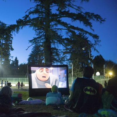 Movies in the park (copy)