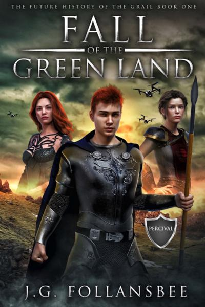 'Fall of the Green Land'