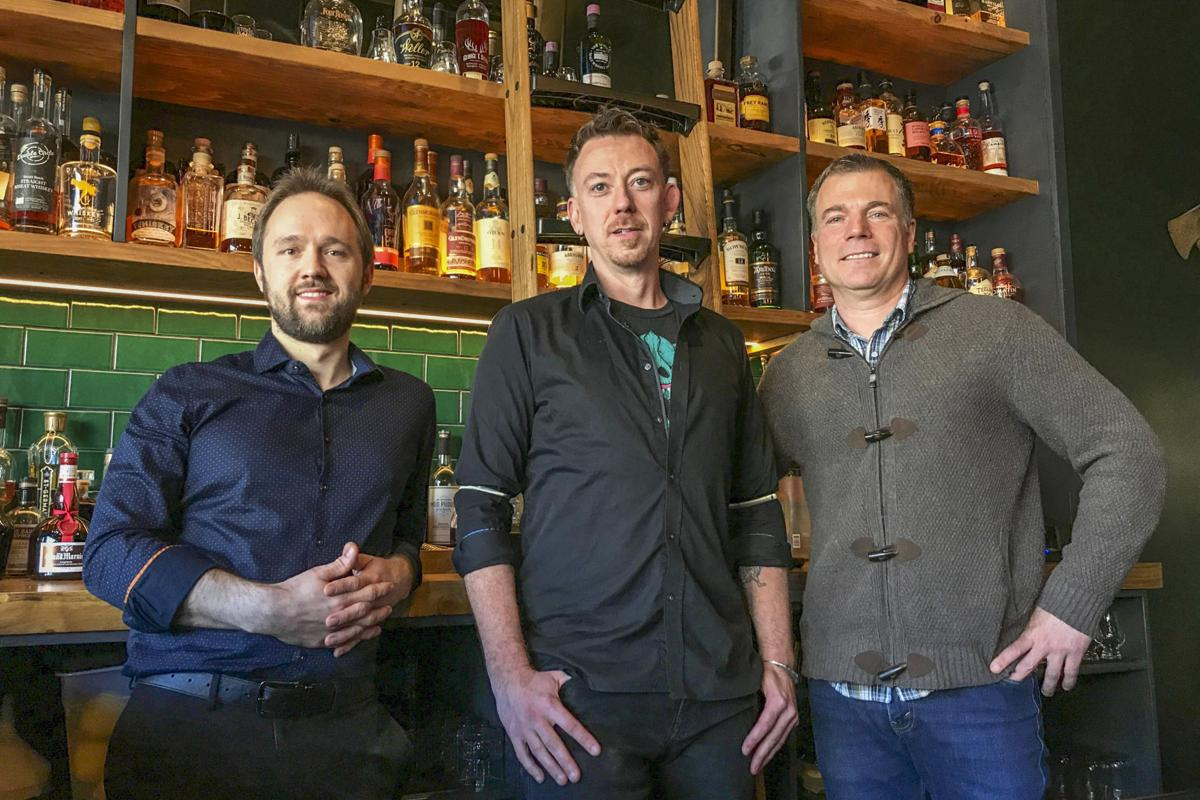 Blaylock's Whiskey Bar owners