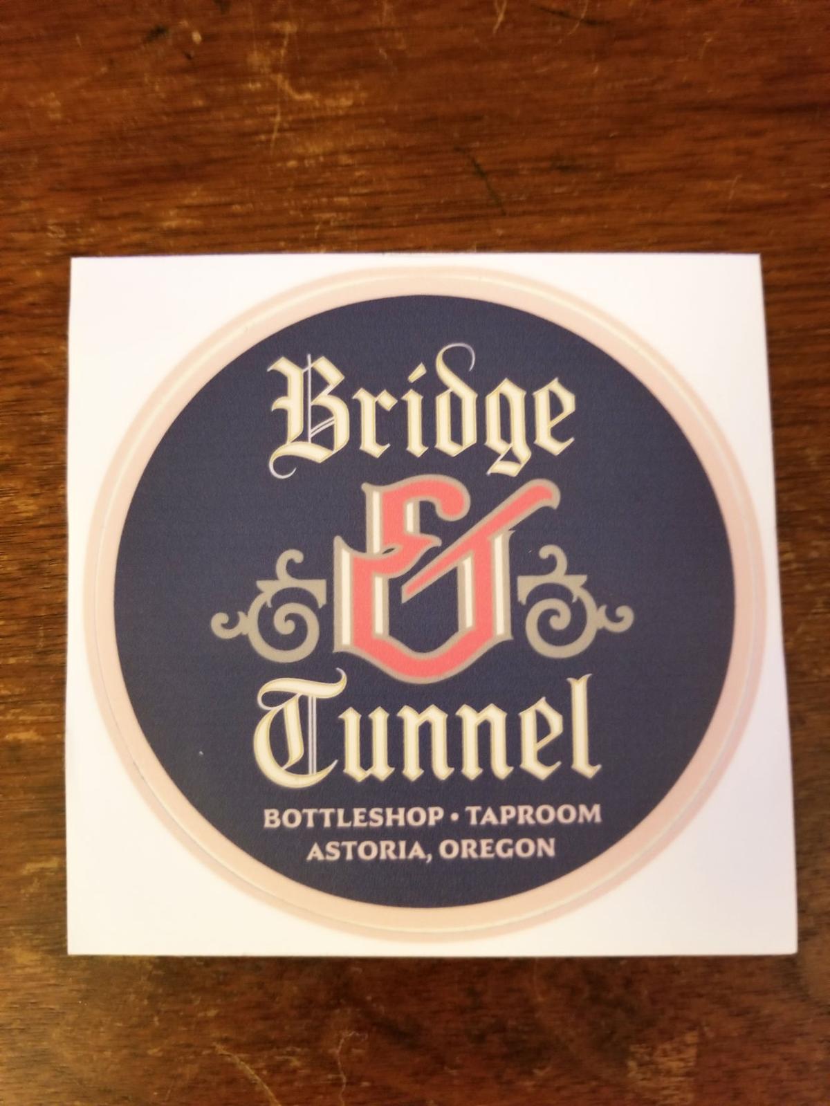 Bridge & Tunnel sticker