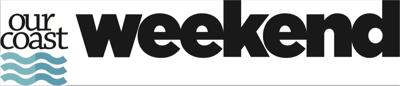 Coast Weekend logo