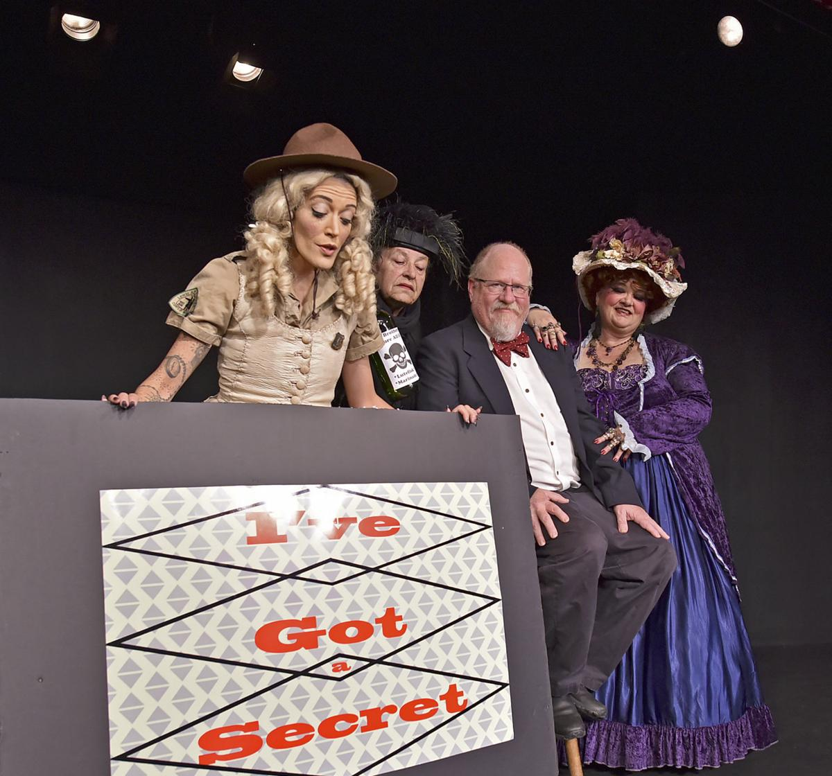 'Secret' funds Be An ASOC Angel recreates classic TV game show, raises money for theater group