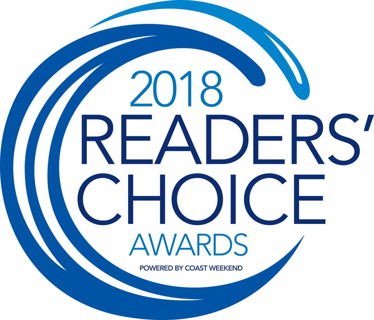 2018 Readers' Choice logo