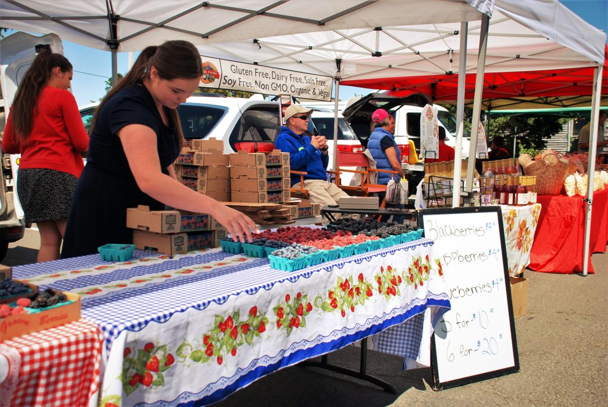 Happy 10th! Born of a disaster, Cannon Beach Farmers Market is going strong a decade later