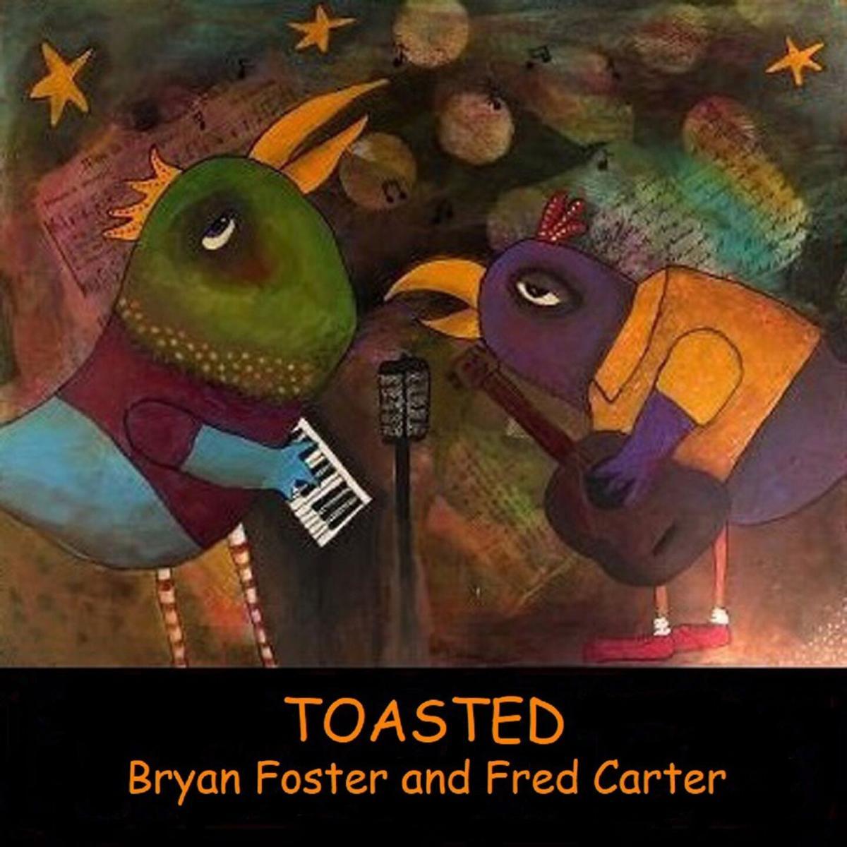 'Toasted' album cover