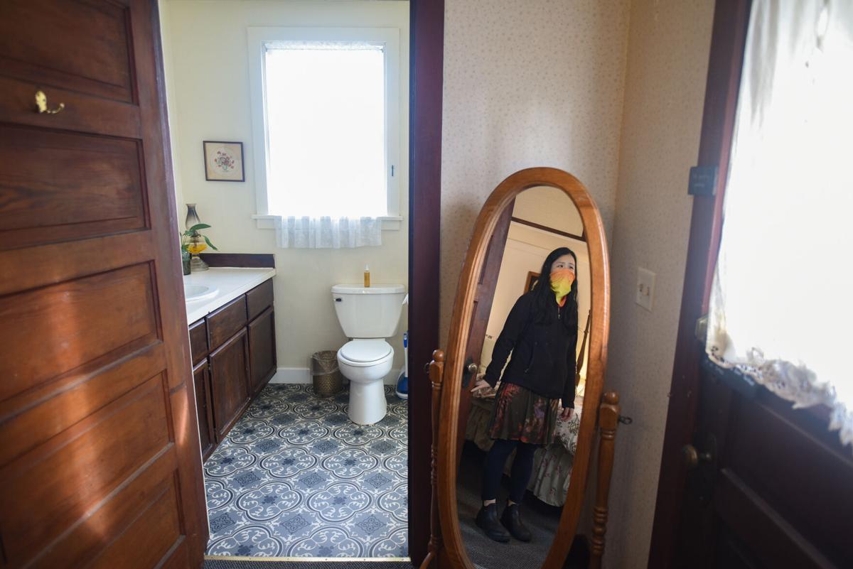 Yiu and mirror