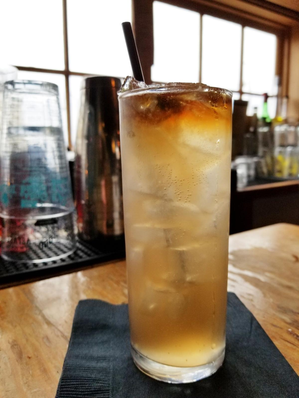 Columbia Bar: Slow Boat to Mexico
