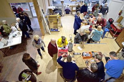 Repair Cafe March 2019